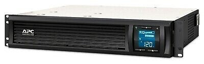 Apc Smc1000I-2U Smart-Ups C 1000Va 2U Rack Mountable Lcd 230V