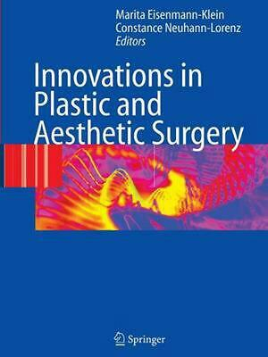 Innovations in Plastic and Aesthetic Surgery (English) Paperback Book Free Shipp