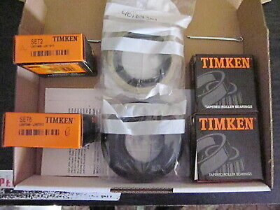 Holden Hk Hg Hr Ht Hq Hj Hx Hz Wb,68-84,timken,disc,front Two Wheel Bearing Kits