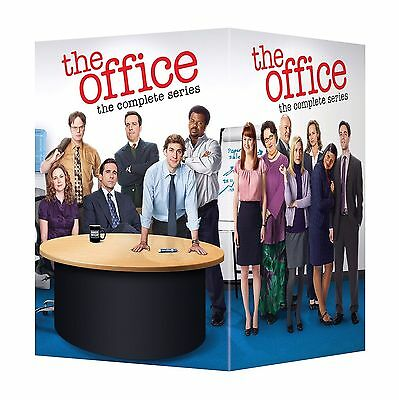 The Office Complete Tv Series Seasons 1 2 3 4 5 6 7 8 9