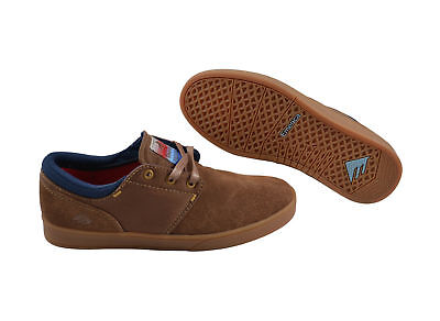Emerica The Figueroa Skater Schuhe/Sneaker brown/gum