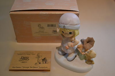 2004 Precious Moments Tuning In To Happy Times Figurine 4001669