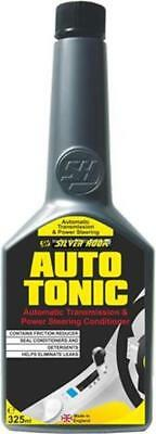 2 x Silverhook ATF and Power Steering Fluid Conditioner 325ml - Oil Additive