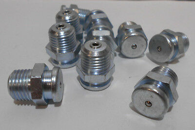 5PU35 Grease Fitting  Button 1/4-18 PKG 10