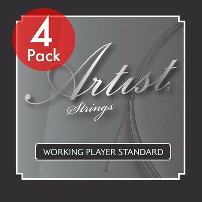 Artist CLST 4 Pack Classical Nylon Guitar Strings Normal Tension - New