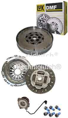 Vauxhall Vectra Z19Dt 120 1.9 Cdti M32 Clutch Kit, Luk Dmf Flywheel, Csc, Bolts