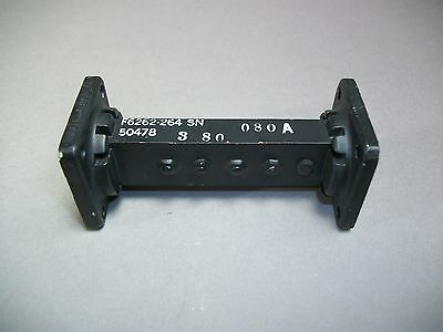 Waveguide F6262-264 Band Pass Filter - USED
