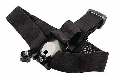Head strap kit for action camera