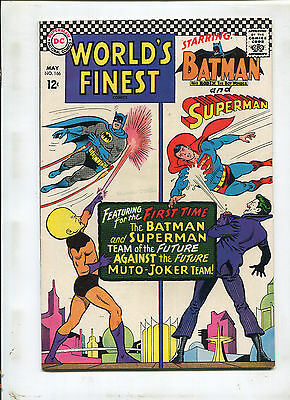 World's Finest #166 (9.2) 80 Page Giant 1967