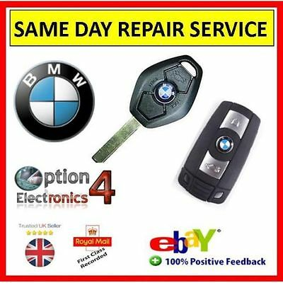 BMW Remote Key Fob Repiar Service * Over 450 Sold * Truster Repairs
