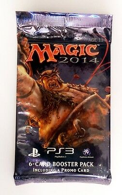 M2014 Duels of the Planeswalkers Booster - PS3 englisch