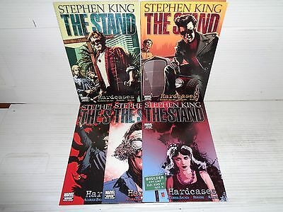 Stephen King The Stand 1-5 ('10) COMPLETE SET! 5 Marvel comic books (b#13727)