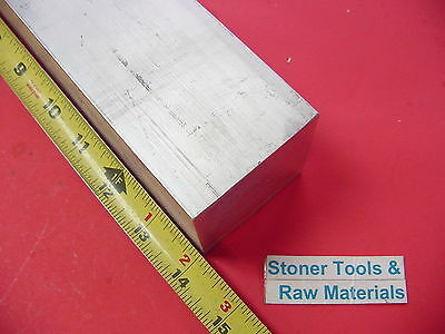 "2-1//4/"" X 2-1//4/"" ALUMINUM SQUARE 6061 SOLID BAR 14/"" long T6511 Mill Stock 2.25"