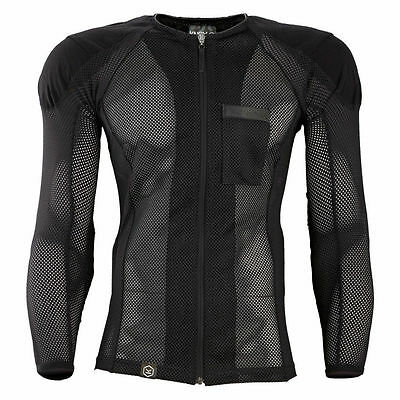 Knox Mens Urbane Ce Armoured Motorcycle adventure Quad Body Protection Jacket