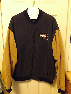 1995 Led Zeppelin: Page Plant North American Tour 3XL Coat Miller Genuine Draft