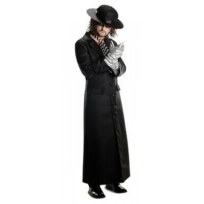 The Undertaker Adult WWE Wrestler Halloween Fancy Dress