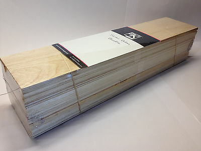 "Javis BWBBG 17.75"" Long x 4"" Wide x 4"" High Giant Mixed Sizes Balsa Wood Bundle"