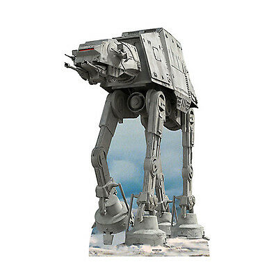 Pappaufsteller (Stand Up) Star Wars AT-AT (197 cm) Mängelexemplar!