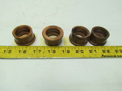 "DME LBB0807 1""ID x 7/8"" Bronze Plated shoulder bushing"