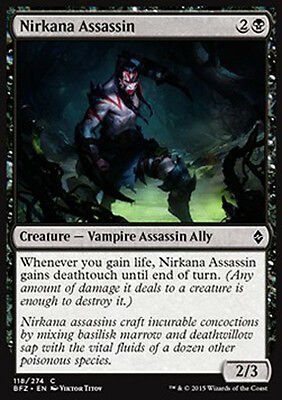 Magic Mtg Revenante des Nirkana Nirkana Revenant