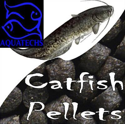Aquatechs Catfish Pellets high oil high protein sinking 2,4,6,8mm pro fish feed