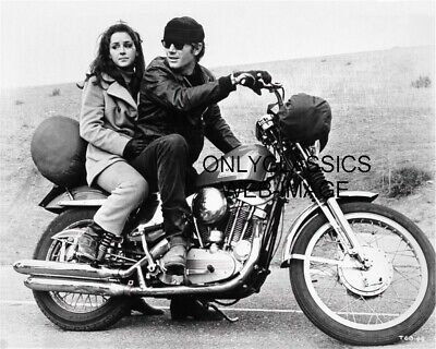 1969 Then Came Bronson Harley Davidson Sportster Motorcycle Photo Michael Parks