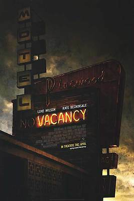 Vacancy Advance Two Sided Original Movie Poster 27x40
