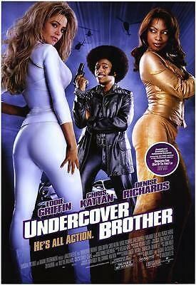 Undercover Brother Version B Single Sided Original Movie Poster 27x40