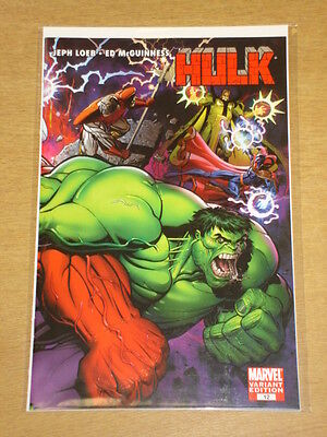 Hulk #12 (2008) Marvel Comics Variant Edition