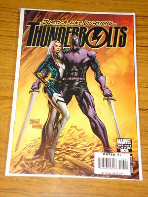 Thunderbolts #113 Marvel Comic Variant Edition