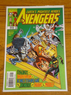 Avengers #15 Vol3 Marvel Comics April 1999
