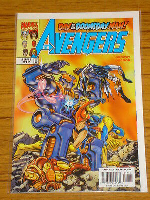 Avengers #17 Vol3 Marvel Comics June 1999