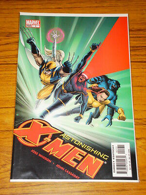X-Men Astonishing #1 Marvel Comic Team Variant Edition