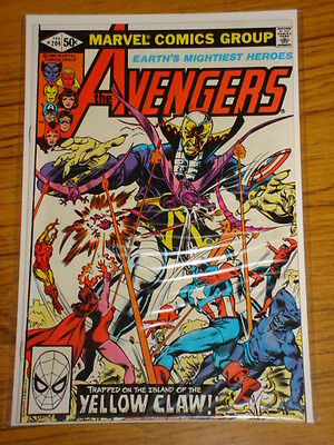 Avengers #204 Vol1 Marvel Comics Scarce February 1981