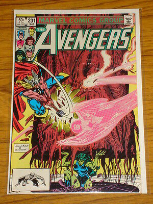 Avengers #231 Vol1 Marvel Comics Scarce May 1983
