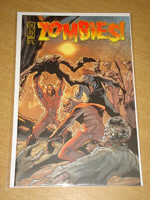 Zombies Feast #1 Idw Publishing Variant Edition Cover Ri A