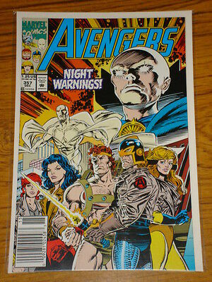 Avengers #357 Vol1 Marvel Comics December 1992