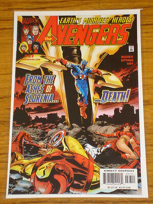 Avengers #37 Vol3 Marvel Comics February 2001