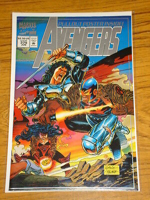 Avengers #375 Vol1 Marvel Comics Double Size June 1994