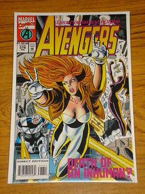 Avengers #376 Vol1 Marvel Comics Scarce July 1994
