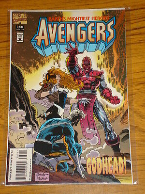 Avengers #380 Vol1 Marvel Comics Scarce November 1994