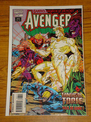 Avengers #383 Vol1 Marvel Comics Scarce February 1995
