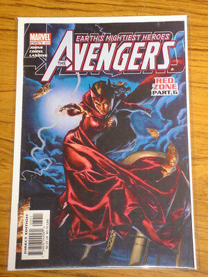Avengers #70 Vol3 Marvel Comics October 2003