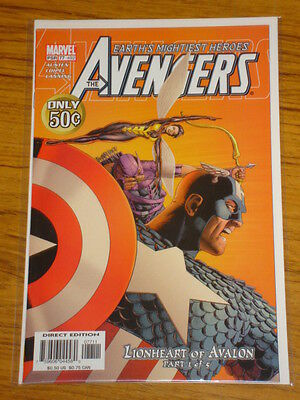 Avengers #77 Vol3 Marvel Comics March 2004
