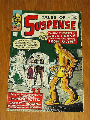 Tales Of Suspense #45 Vg (4.0) Marvel Iron Man September 1963 *