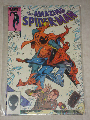 Amazing Spiderman #260 Nm (9.4) Comic Hobgoblin