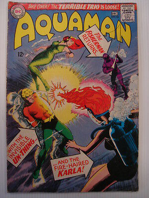Aquaman #24 Vg (4.0) Dc Comics