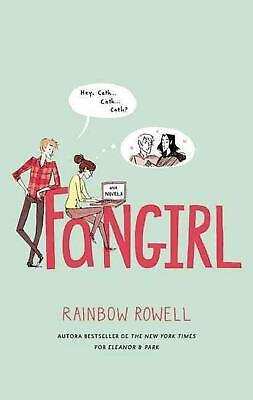 Fangirl by Rainbow Rowell Paperback Book (Spanish)