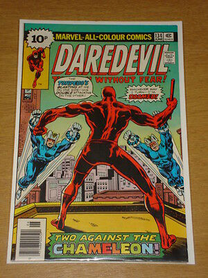 Daredevil #134 Marvel Comic Near Mint Condition June 1976
