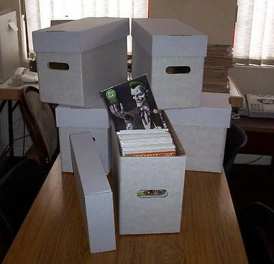 15 x PRO COMIC STORAGE BOXES FREE MAINLAND UK DELIVERY